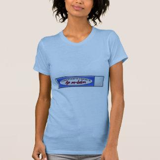 Auserlesener M-Balsam die Lippe des T-Shirt