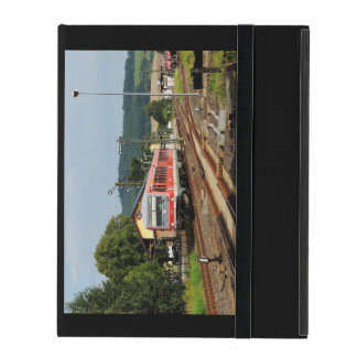 Ausfahrt aus Glauburg-Stockheim iPad Hülle