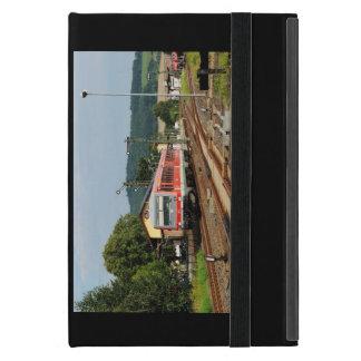 Ausfahrt aus Glauburg-Stockheim iPad Mini Etuis