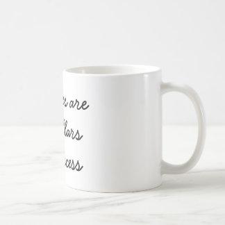 Ausfälle sind die Säulen des Erfolgs Kaffeetasse