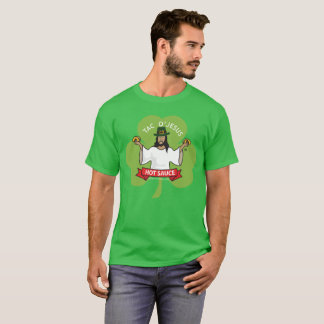 Ausgabe Tac O'Jesus St Patrick Tages T-Shirt
