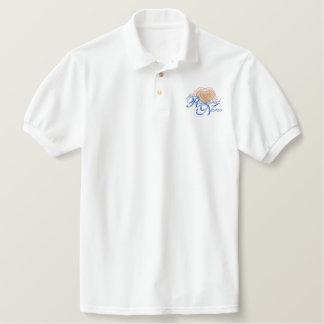 Ausgebildete Krankenschwester Besticktes Polo Shirt