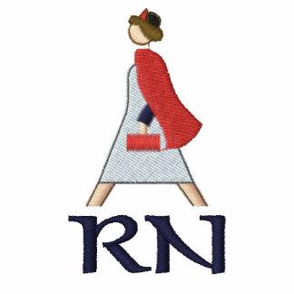 Ausgebildete Krankenschwester RN-Logo