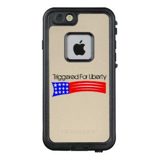 Ausgelöst für Freiheit Lifeproof Fall LifeProof FRÄ' iPhone 6/6s Hülle