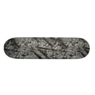Ausgemeißelt u. schrammte 1 individuelle skateboarddecks