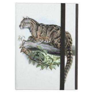 Ausgestorbene Formosa-Leopard-Dschungel-Katze