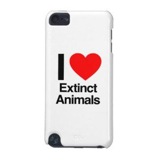 ausgestorbene Tiere der Liebe I iPod Touch 5G Hülle