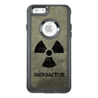 Ausgewählt-EIN-Farberadioaktiver Schmutz OtterBox iPhone 6/6s Hülle