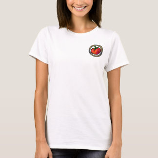 Ausgewählt u. konservierten T - Shirt [9IN]
