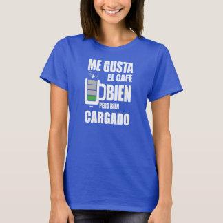 Ausgezeichnet, für das sie von dem guten Kaffee T-Shirt
