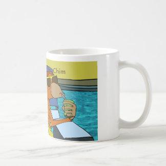 Ausgezeichnete Herr Chim: Chillin Kaffeetasse