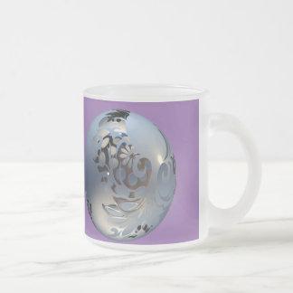 Ausgezeichnete mattierte 10 Unze-Glas-Tasse Mattglastasse