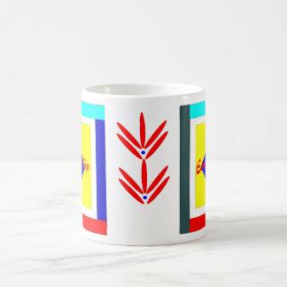 Ausgezeichnetes Schlückchen Kaffeetasse