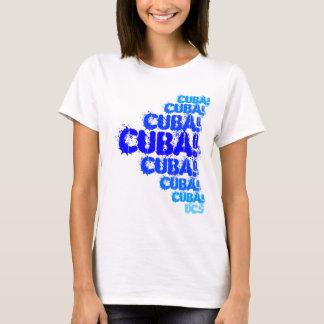 Auslader Frau Kuba T-Shirt