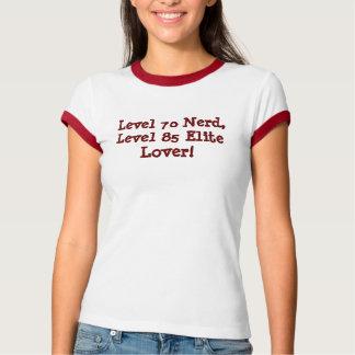 Auslese-Liebhaber des Niveau-85! T-Shirt