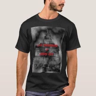 AUSLESE Paranormal von kc - Spuk Haus T-Shirt