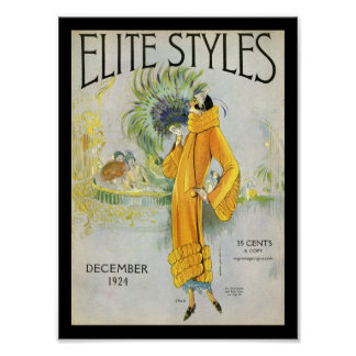 Auslese redet 1924 an poster