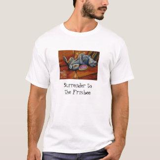 Auslieferung zum Frisbee T-Shirt