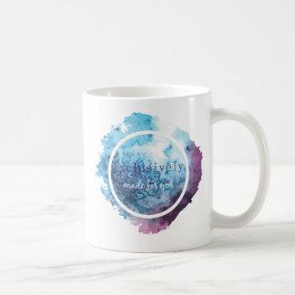 Ausschließlich gemacht für Sie Kaffeetasse