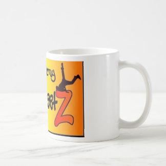 ausschließlich streetz Waren Kaffeetasse