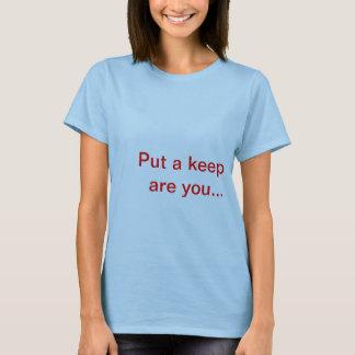 Ausschließliches Hemd fun T-Shirt