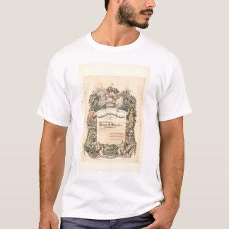 Ausschuss von Wachsamkeit von San Francisco T-Shirt