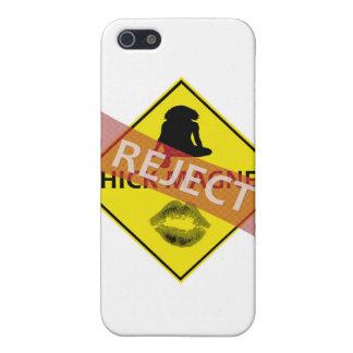 Ausschussküken-Magnet-Verkehrsschild iPhone Fall iPhone 5 Cover