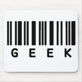 Aussenseiter-Barcode Mousepad
