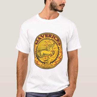 AUSSENSEITER-HALF MOON BAY KALIFORNIEN SURFEN T-Shirt
