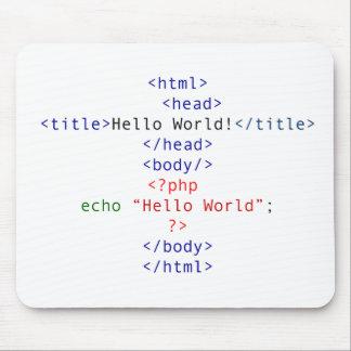 Aussenseiter-PHP-Gruß Mauspads