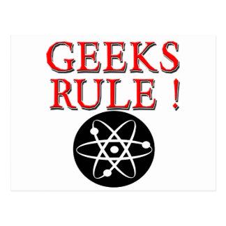 Aussenseiter-Regel!  mit Atom Postkarte