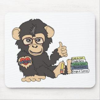 Aussenseiter-Schimpanse Mauspads