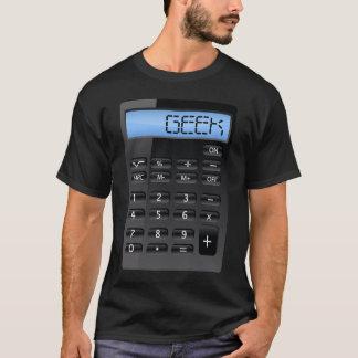 Aussenseiter-Taschenrechner-lustiges Kostüm T-Shirt