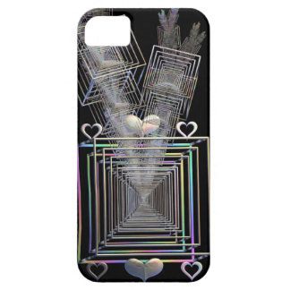 Außerhalb des Quadrats iPhone 5 Schutzhülle