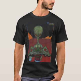 AUSSERIRDISCHE GAB US-UNKRAUT! T-Shirt