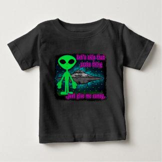 Außerirdische und UFOs Baby T-shirt