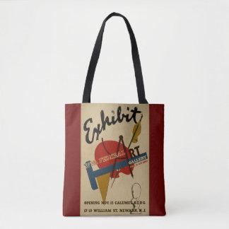 Ausstellungs-Kunst-Galerie-Tasche Tasche