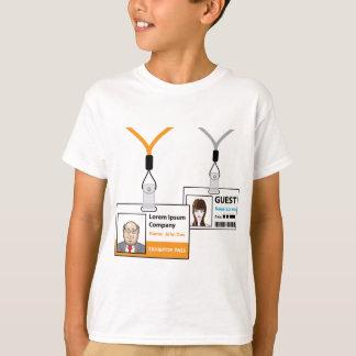 Ausstellungsdurchlauf T-Shirt