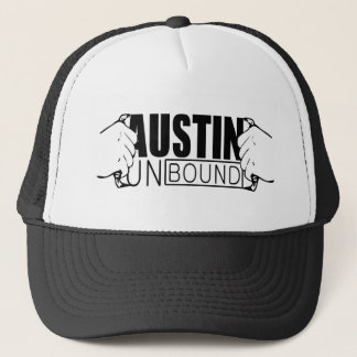 Austin befreite Logo Truckerkappe