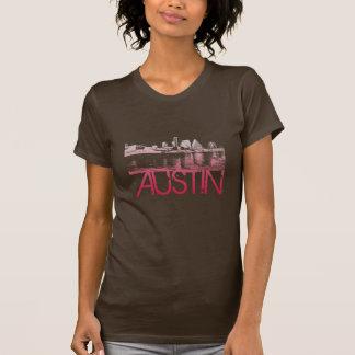 Austin-Skyline-Entwurf T-Shirt