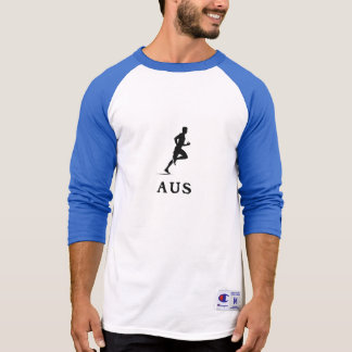 Austin Texas, das AUS laufen lässt T-Shirt