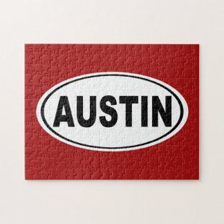 Austin Texas Puzzle