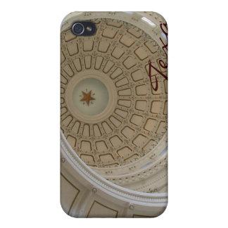 Austin Texas-Staat Hauptstadt Rundbau iPhone 4/4S Case