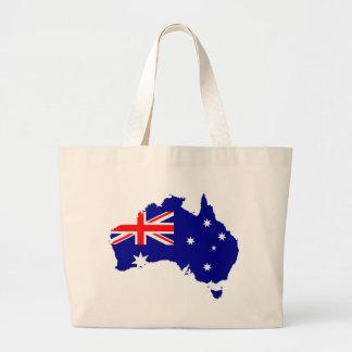australia3 jumbo stoffbeutel
