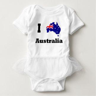 australia4 baby strampler