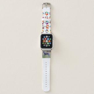 Australian_Cattle_Dog_blue voll Apple Watch Armband
