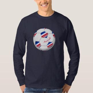 """Australian Soccer ball. Ball von """"AUSTRALIEN """" T Shirts"""
