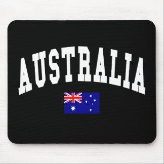 Australien-Art Mousepad