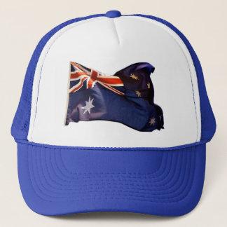Australien - australische Flaggen-Kappe Truckerkappe