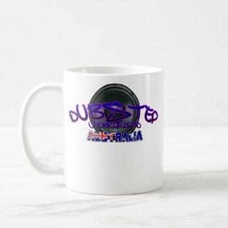 Australien australisches DUBSTEP Kaffeetasse